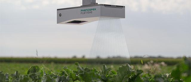 PlantEye - Spectral 3D plant sensor
